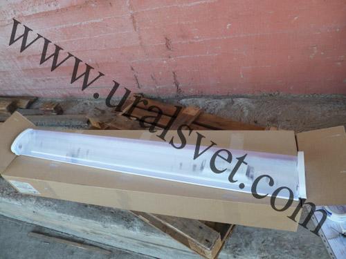 Люминесцентный светильник ЛПО 97 2х36 ЭПРА был отгружен в г. Уфа