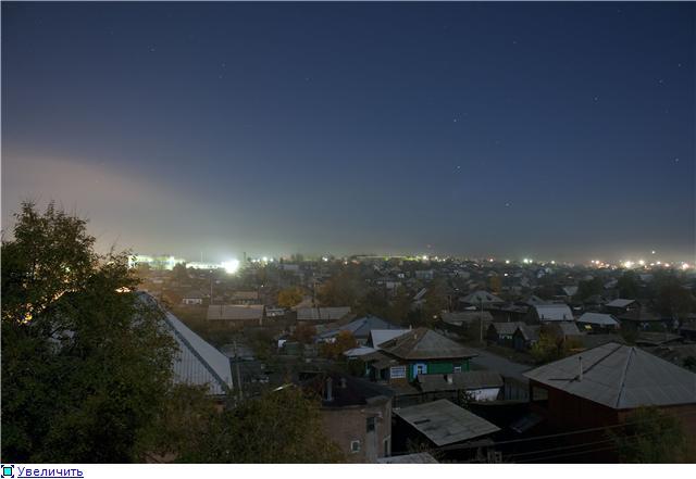 В Минусинске будет заменено 1 365 уличных светильников