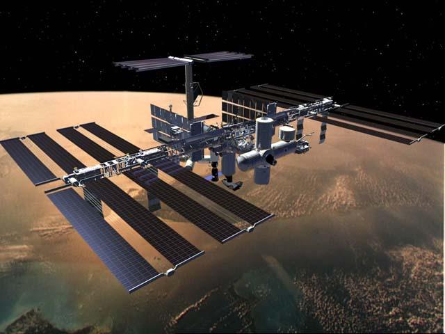 На МКС заменят флуоресцентные лампы на светильники для борьбы с бессоницей