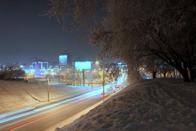 В Перми на улицах установлены новые уличные светильники