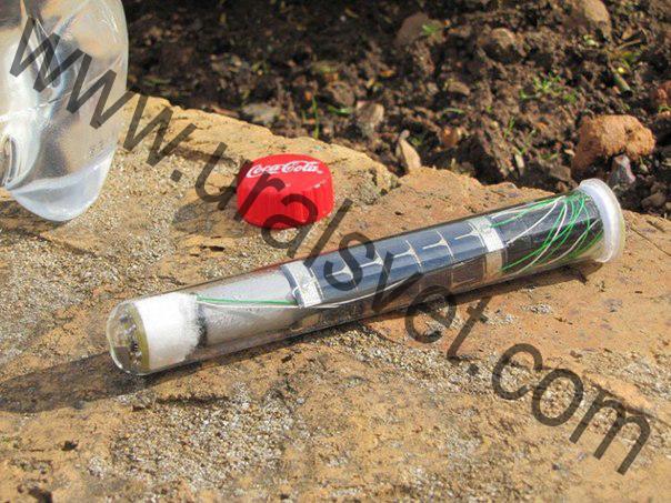 The Lightie - это сверхдешевое и долговечное устройство, альтернатива керосинкам