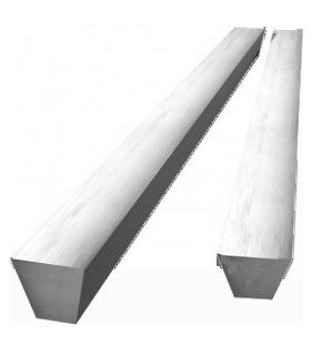 железобетонные опоры линий электропередач