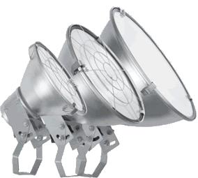 Прожектор наружного освещения