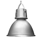 Светильник с алюминиевым отражателем