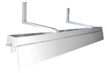 Люминесцентный светильник потолочный
