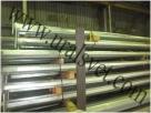 Опоры ОГКф-10,0 и ОГКф-8,0 гранёные фланцевые в горячем цинковании  - новые поступления